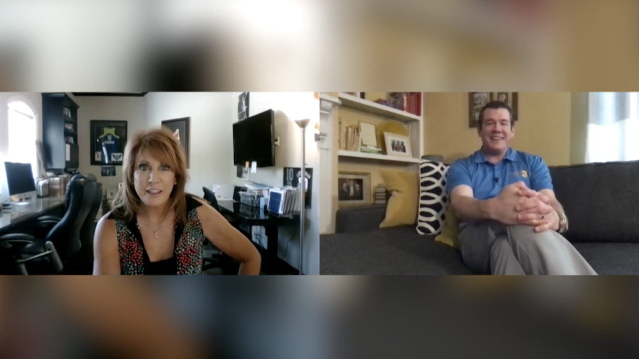 Nancy Lieberman Coach Couch Conversation