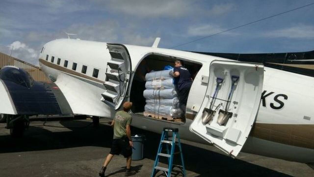 Mission Aviation Fellowship helping in Caribbean