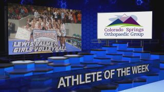 KOAA Athlete of the Week: Lewis-Palmer, Girls Volleyball