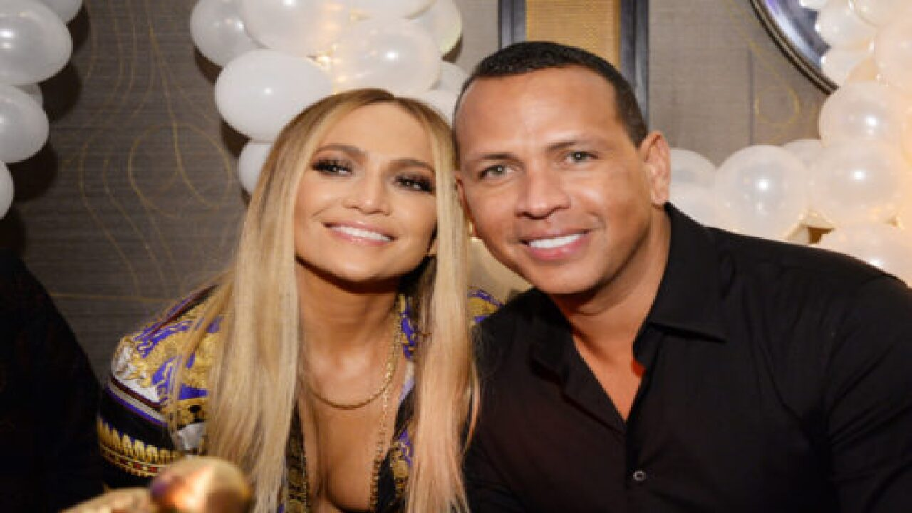 Jennifer Lopez's 50th Birthday Was So Glamorous