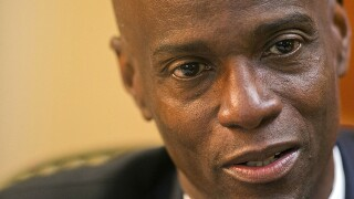 Official: Haiti President Jovenel Moise assassinated at home