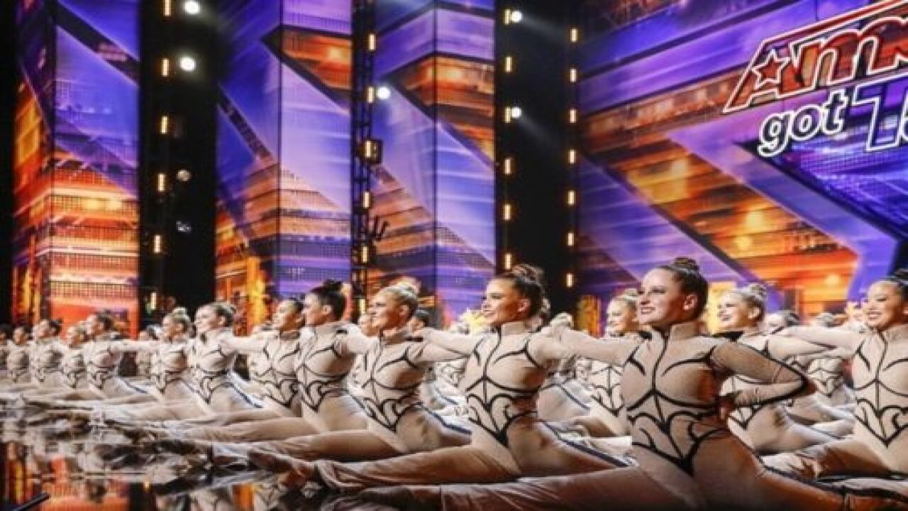 High School Dance Team's Flawless Choreography Is Mesmerizing