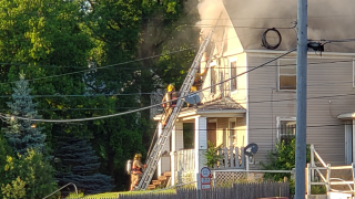 Akron House Fire