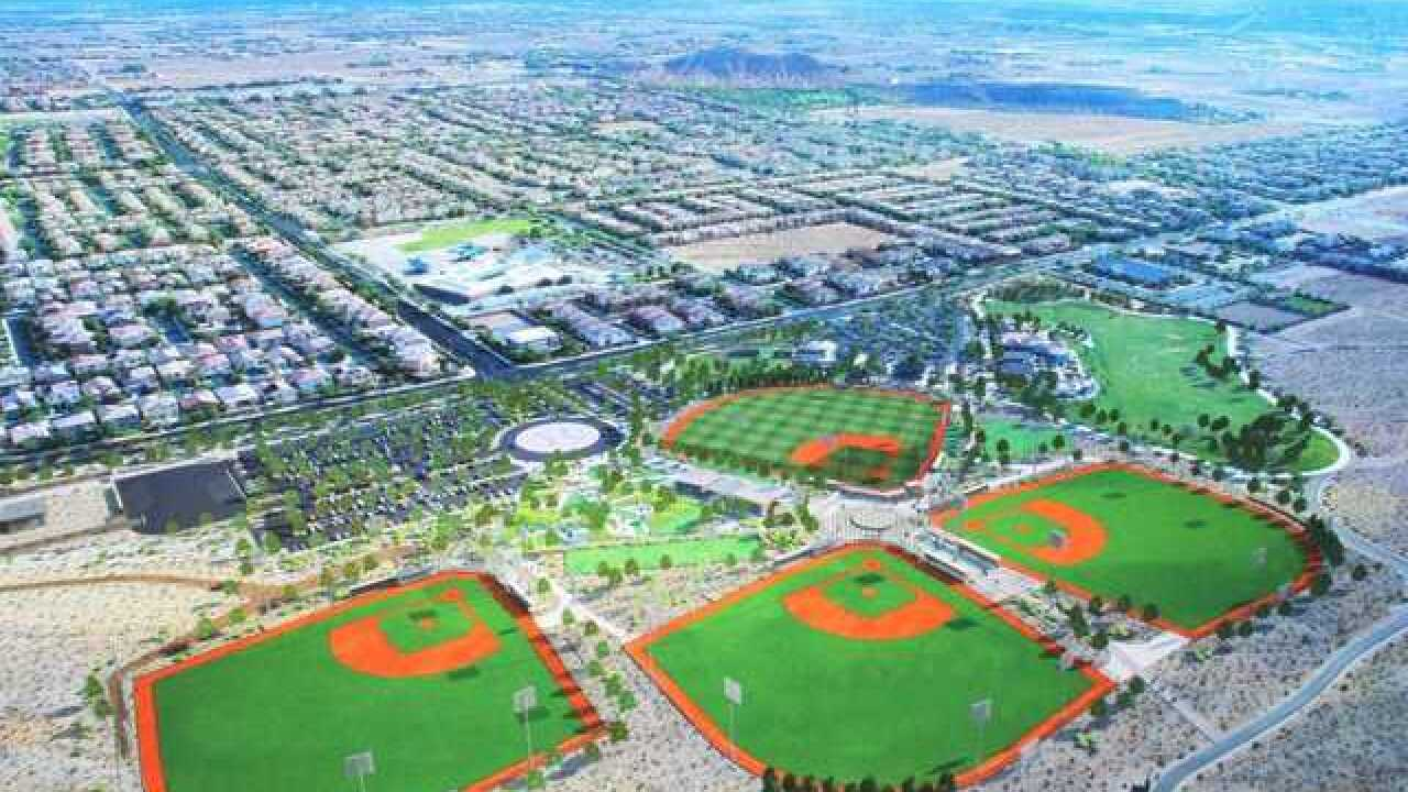 25-acre sports complex coming to Mountains Edge