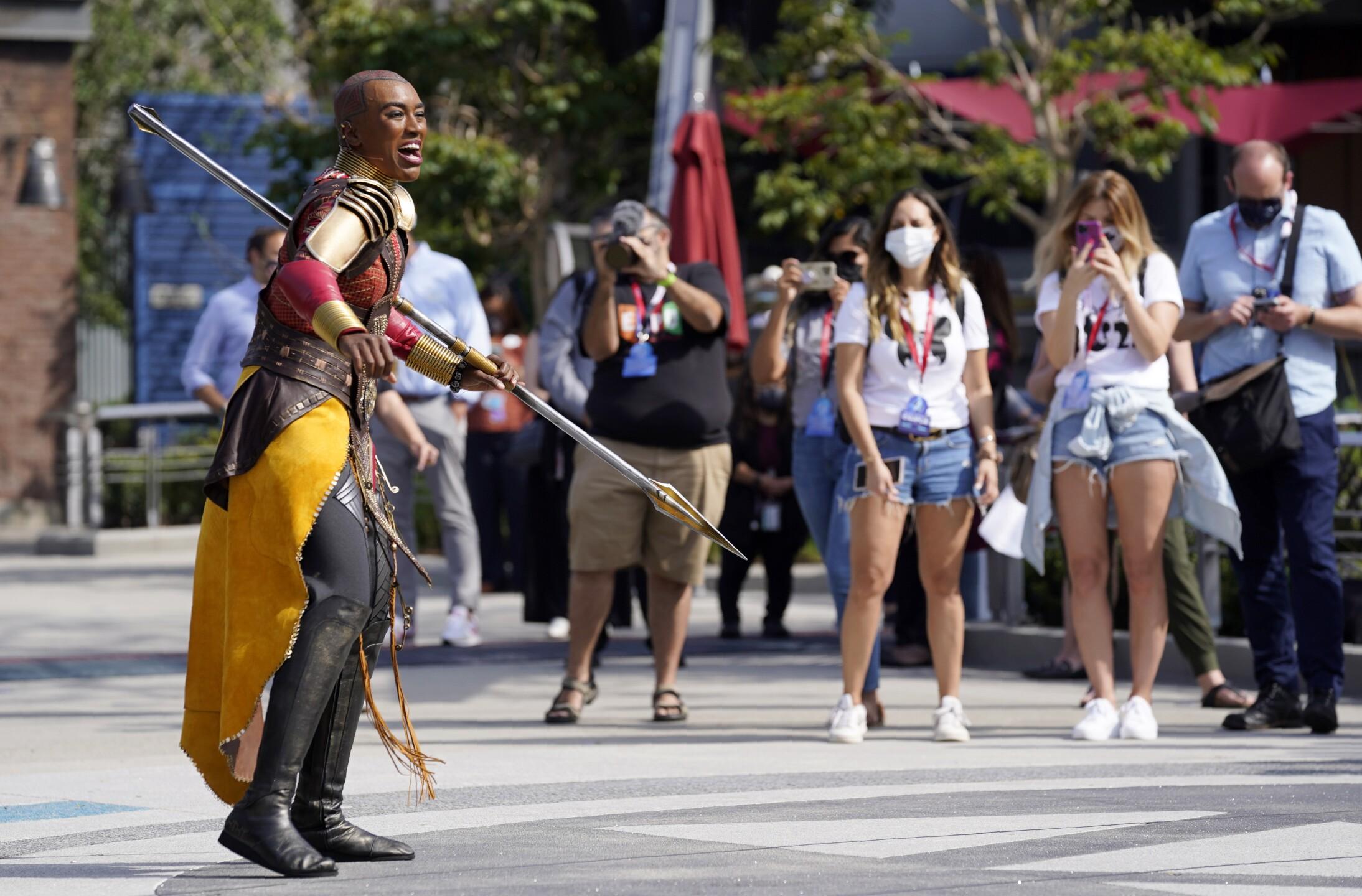 Disney Avengers Campus Media Preview