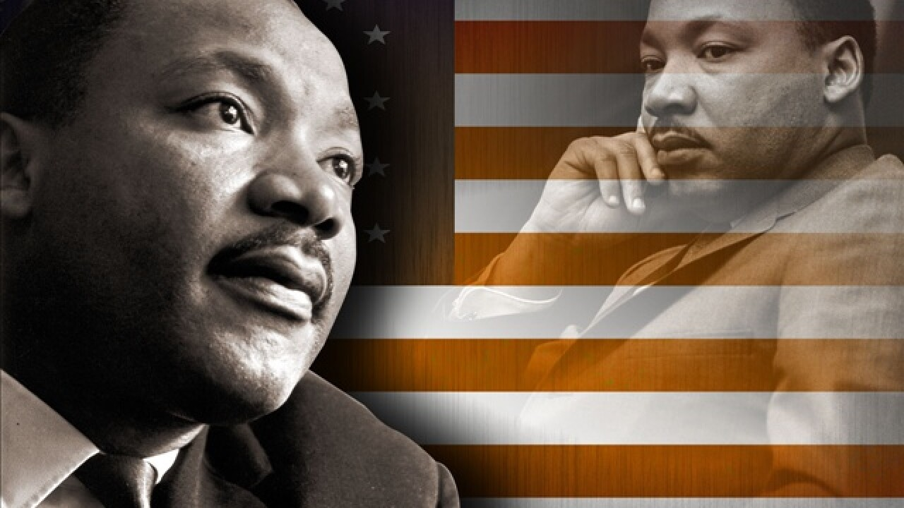 The greatest MLK speech you never heard