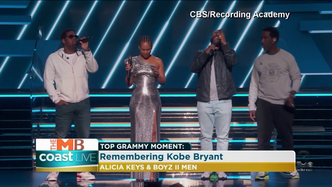 A recap of the Grammys with Media Brew's Lala Muse on Coast Live