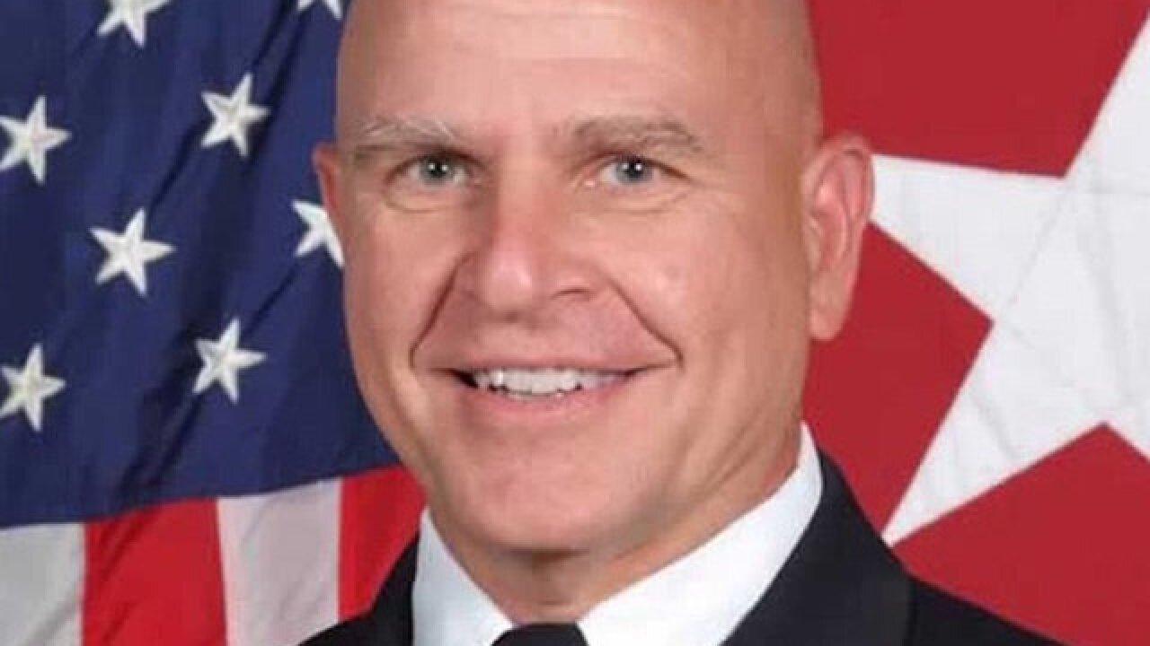 National Security Advisor holds press briefing Tuesday; McMaster defends Trump on Russia meeting