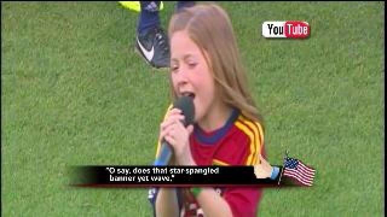 Best and worst renditions of 'The Star-Spangled Banner'