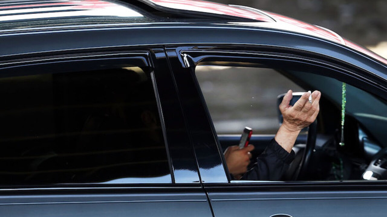 Do you text and drive? Your car insurance may go up