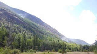 Containment grows on Beeskove Fire north of Missoula