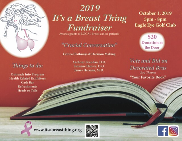 It's a Breast Thing Fundraiser