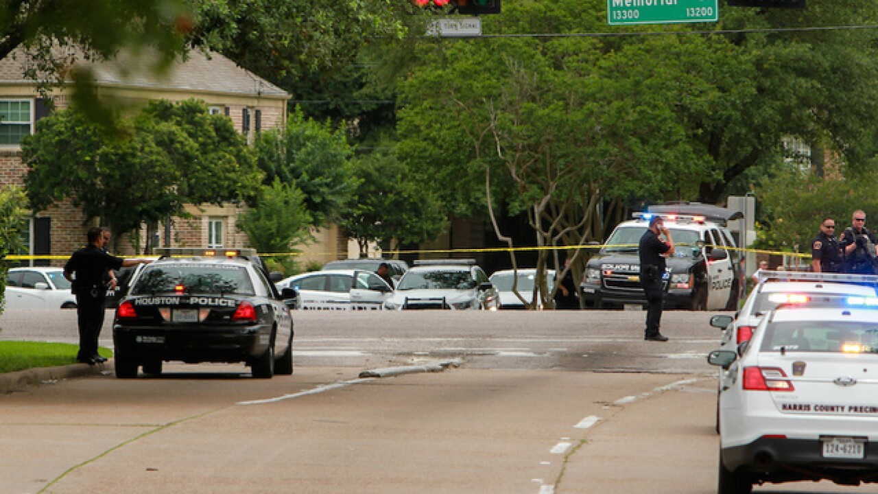 Houston shooting was at auto shop; 2 dead