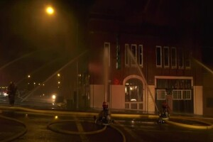 Crews battle early morning Butte fire