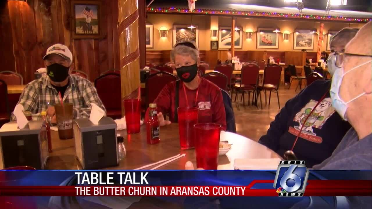 Table Talk: Winter Texans