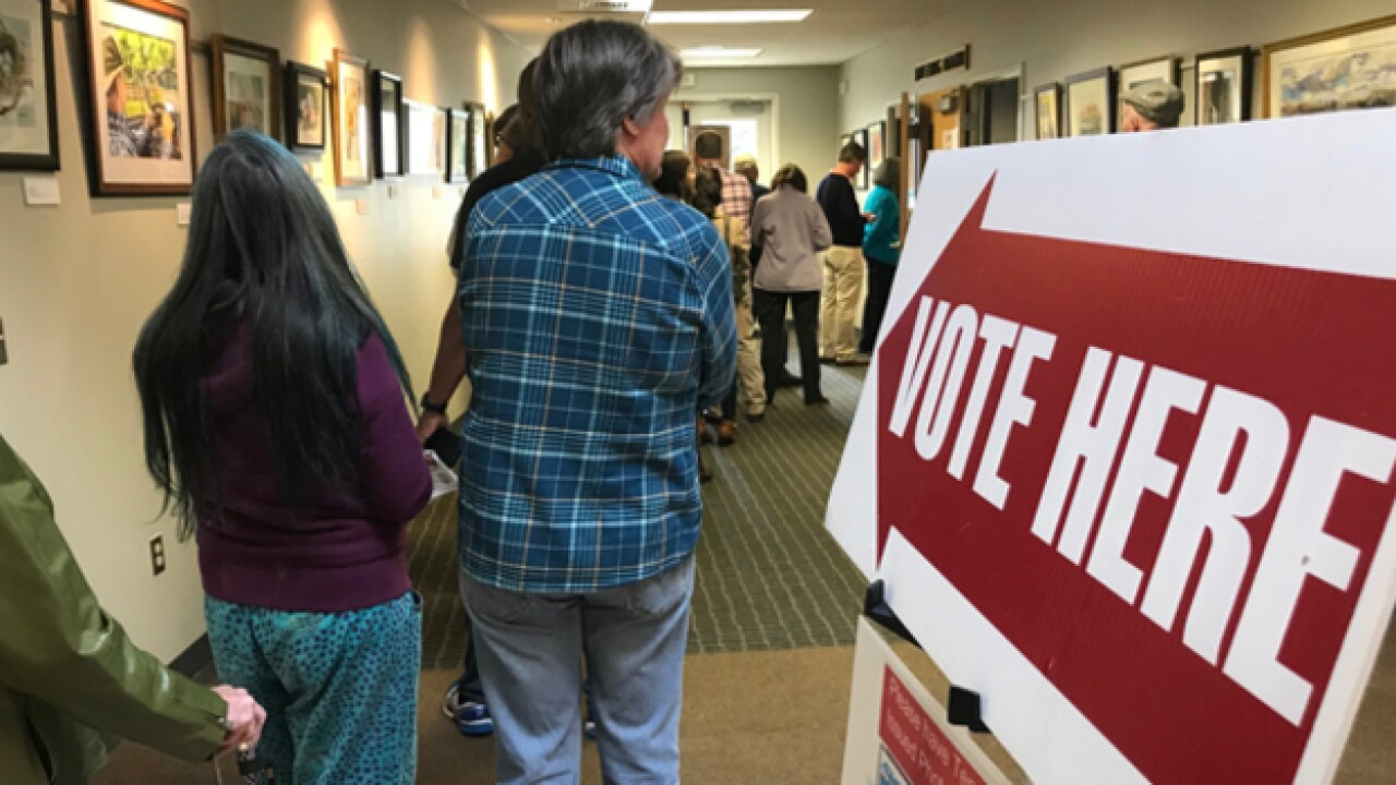 Report: Tennessee voter told she 'should be deported'