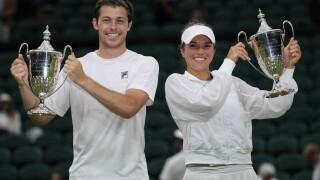 Britain Wimbledon Tennis