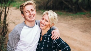On podcast, mom who lost son to suicide discuses mental illness and relationships