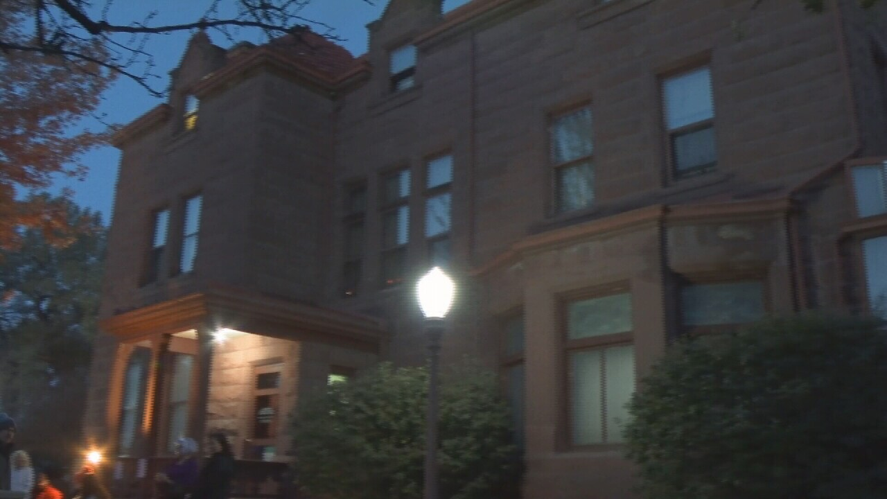 Moss Mansion Opens Halloween Haunted House In Downtown Billings