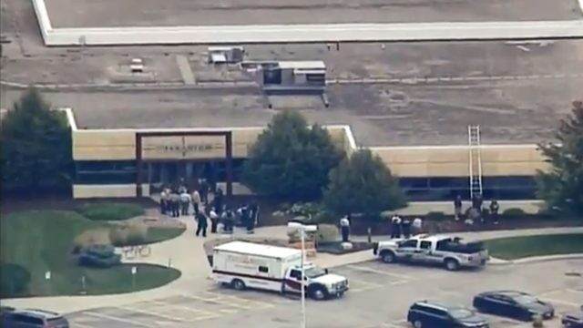 Crews respond to report of active shooter in Middleton [PHOTOS]