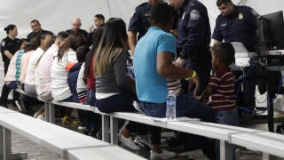Immigration-Remain in Mexico AP Photo
