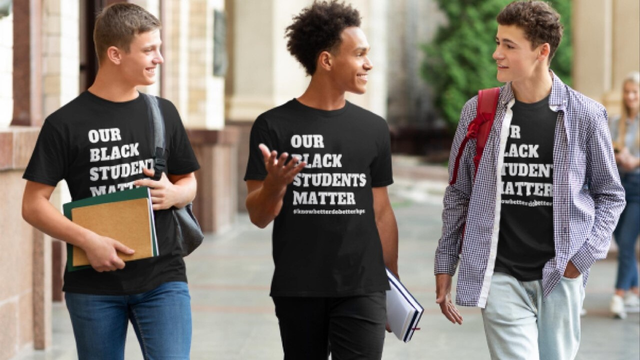 "HPS ""Our Black Students Matter"" Shirt"