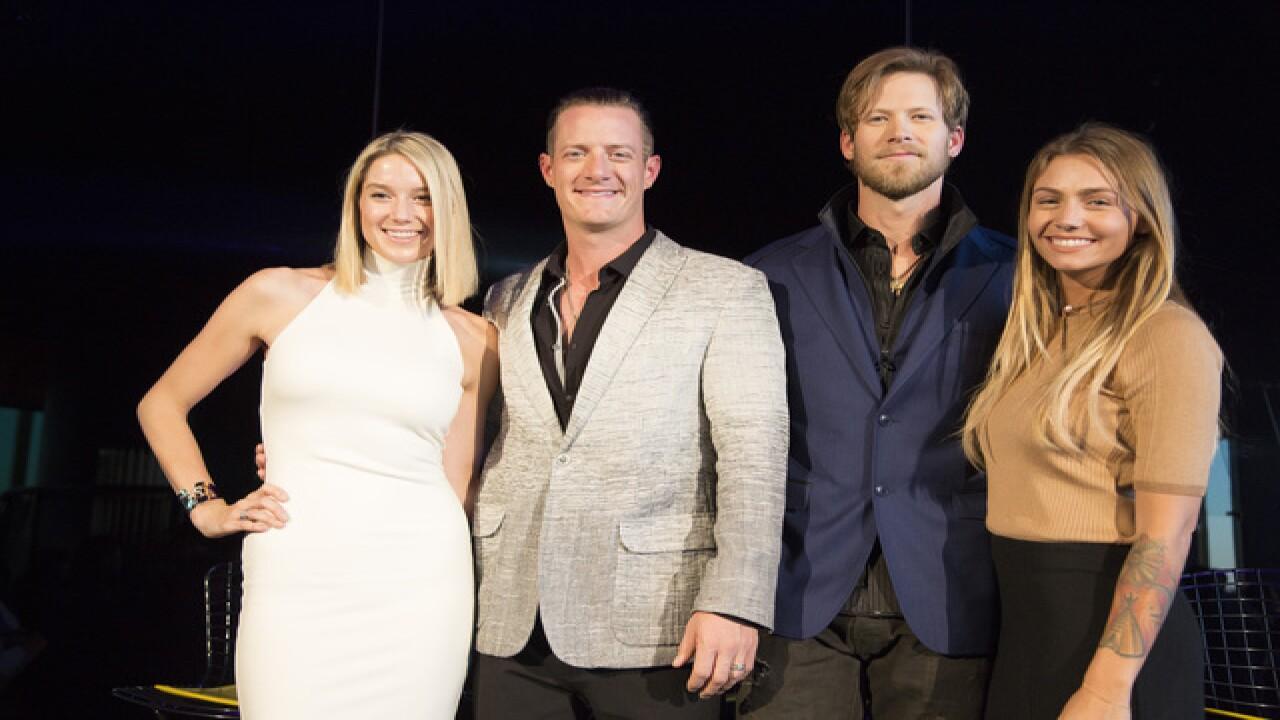 Florida Georgia Line wins Duo of Year
