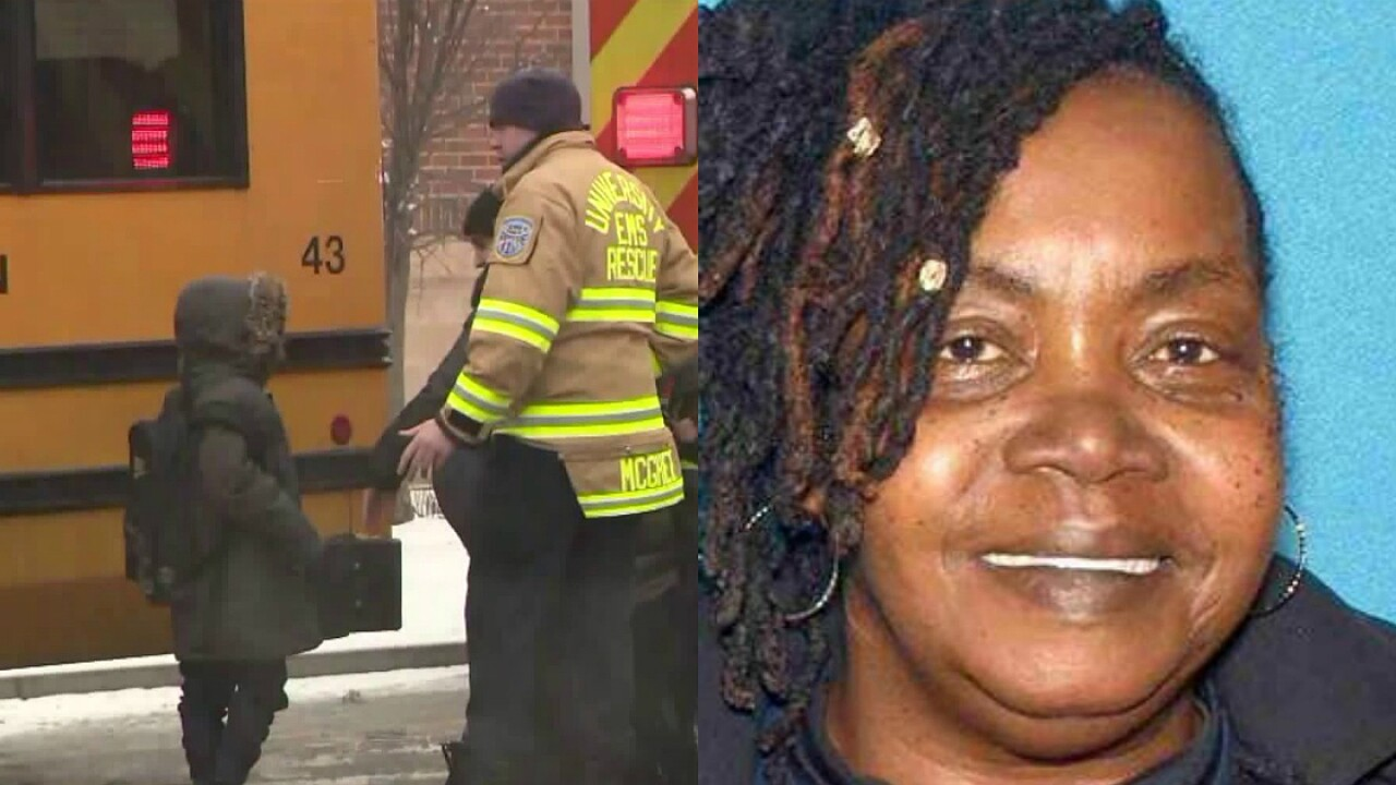 Woman who crashed school bus and was revived was actually a bus aide, may have had medical issue