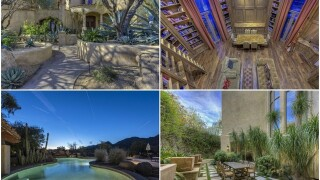 Pricey! Phoenix home on sale for $4,550,000