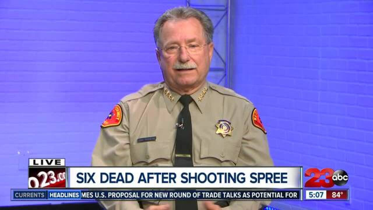 "Sheriff Youngblood on ""new normal"" comments"