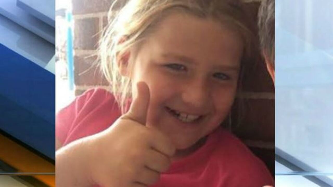 Missing 9-year-old Taylorsville girl found safe
