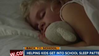Helpful tips to get your kids to bed on time