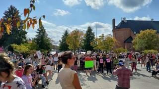 Green Bay's women's march