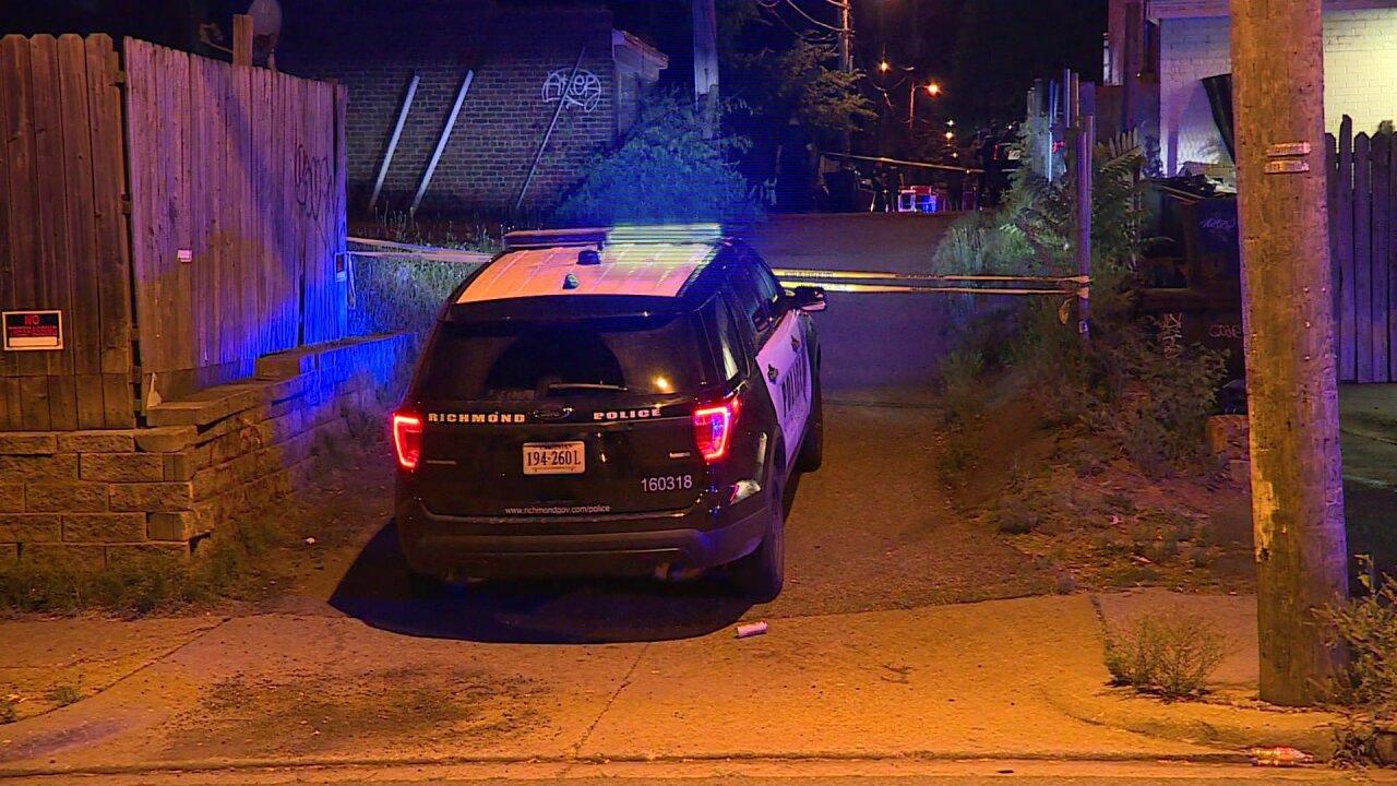 Police ID Richmond man killed near CaryStreet
