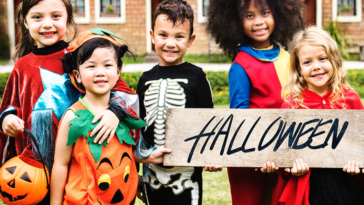 How to find affordable Halloween costumes