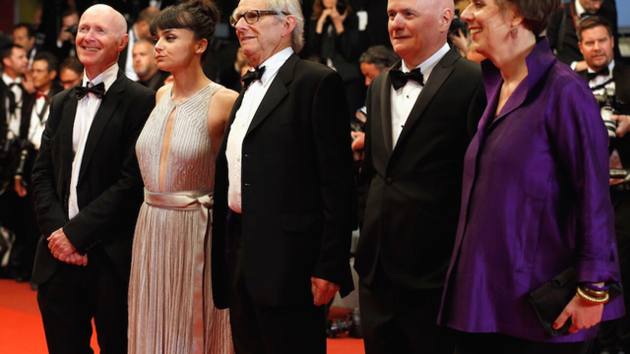 Cannes film festival's top prize handed out