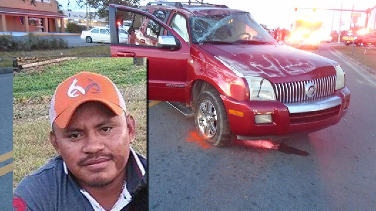 Police: Man abandons stepdaughters after crash