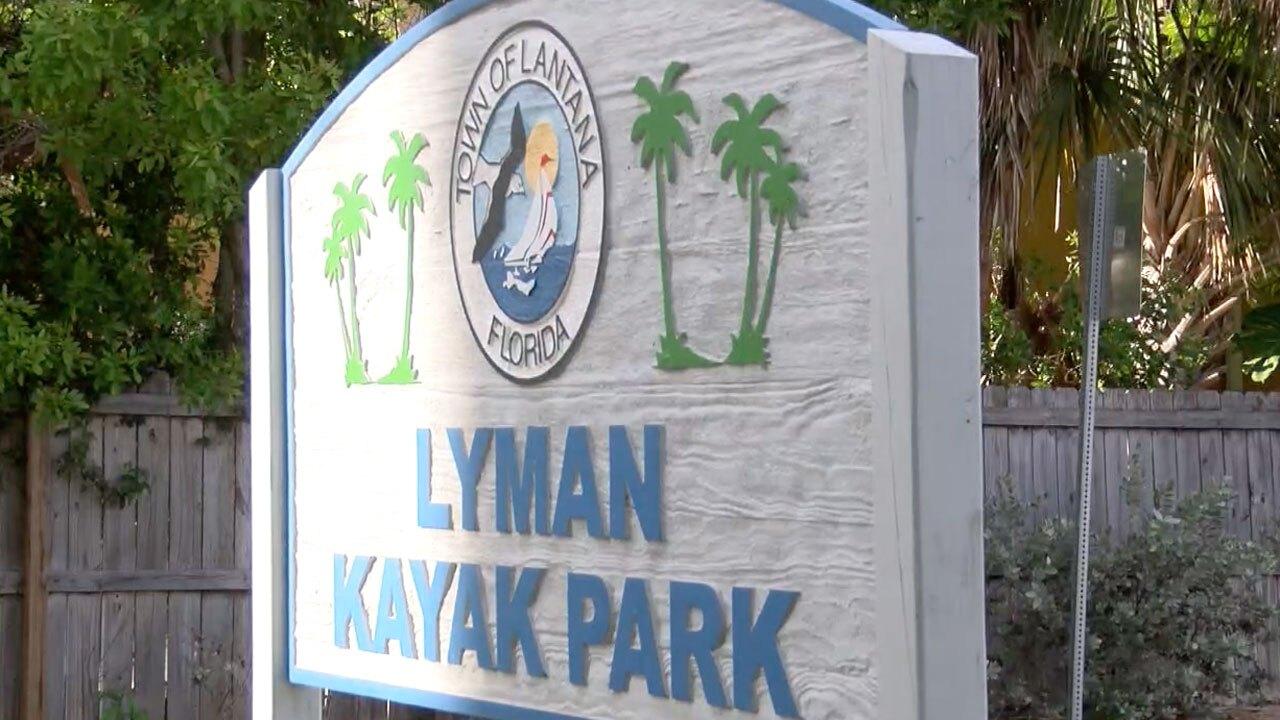 Lyman Kayak Park in Lantana