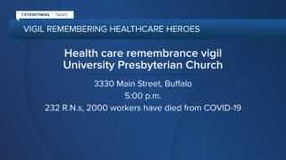 Health care vigil