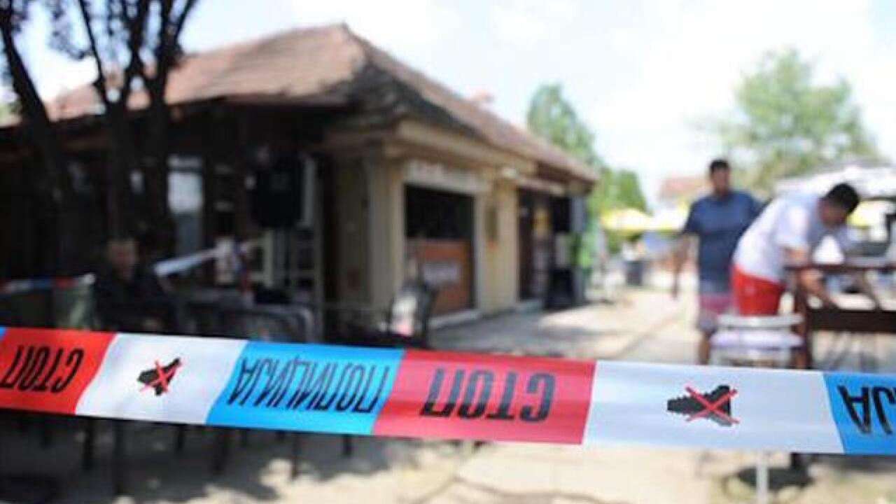 5 killed, 20 injured in cafe shooting in Serbia
