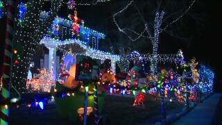 holiday lights for health care workers 2020