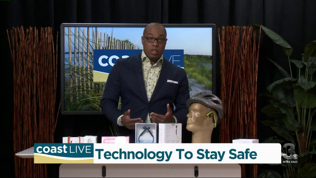 New technology helping keep you safe on CoastLive