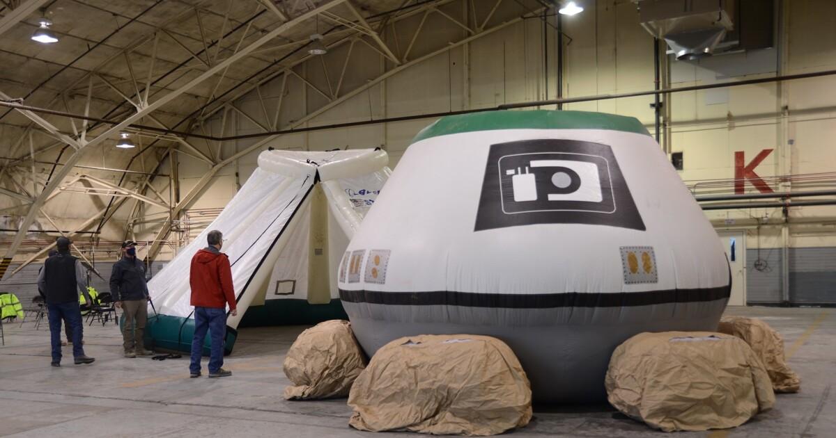 Dugway Proving Ground crews train to receive unmanned spacecraft