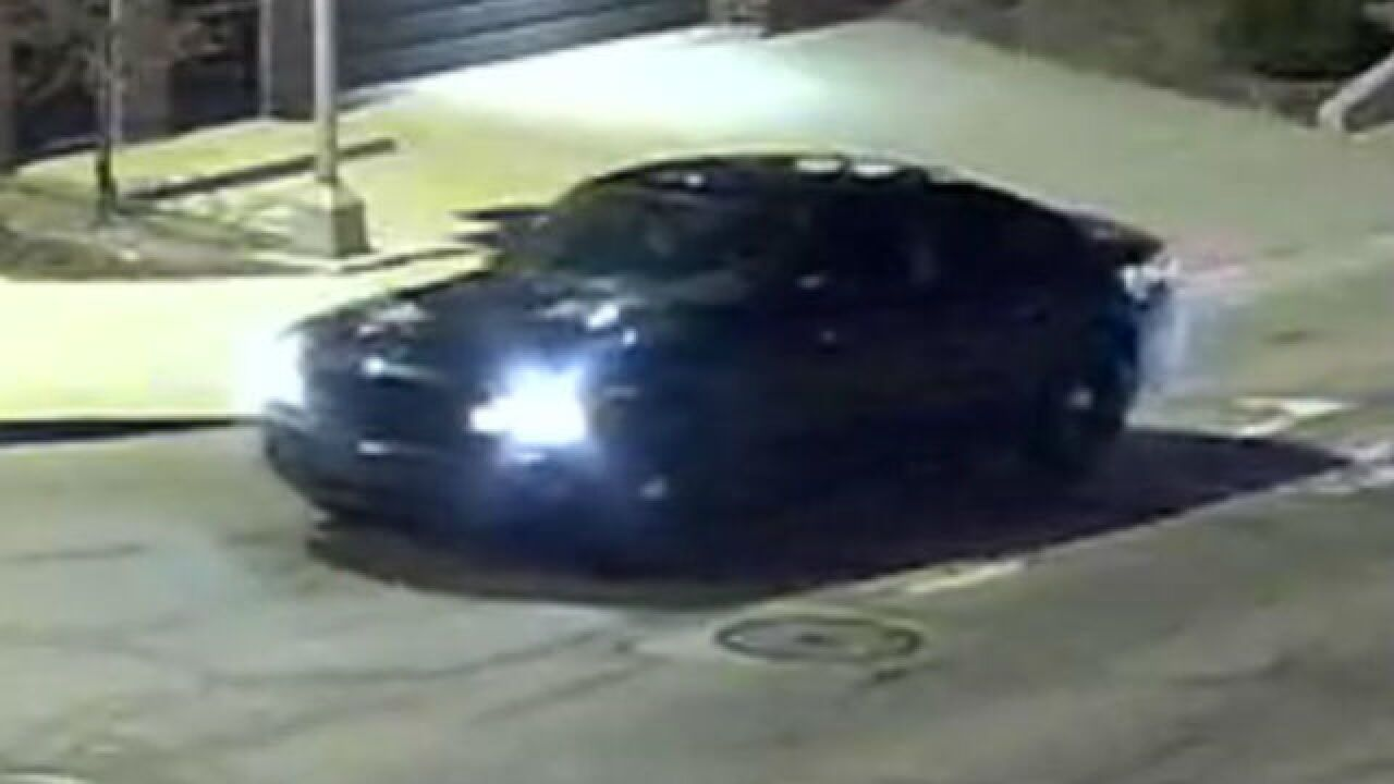 Madison Dodges Weather Bullet As >> Police Searching For Black Dodge Charger Connected To March Homicide