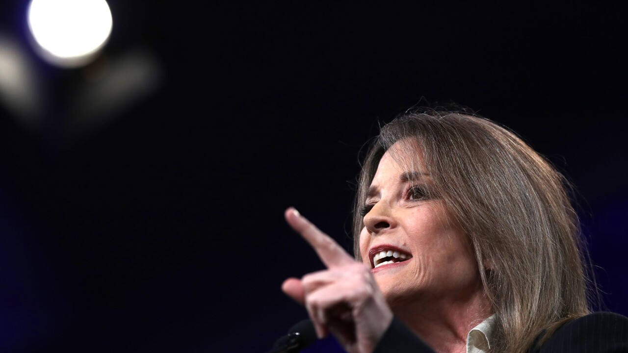 Marianne Williamson lays off campaign staff nationally