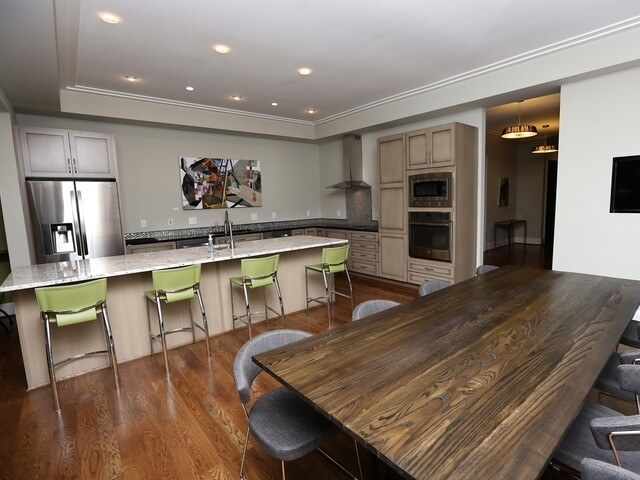 Home Tour: New contemporary home built in OTR