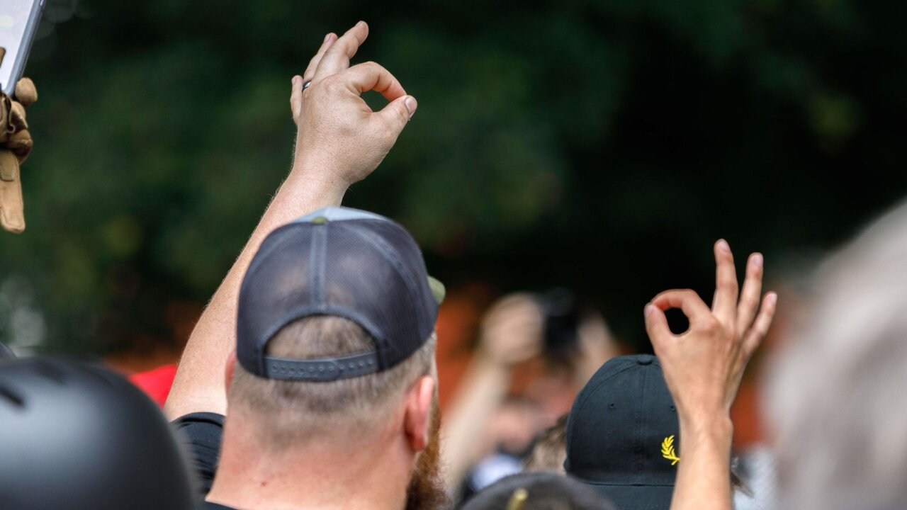 Jew Detector: 'OK' Is Now A Hate Symbol, The ADL Says