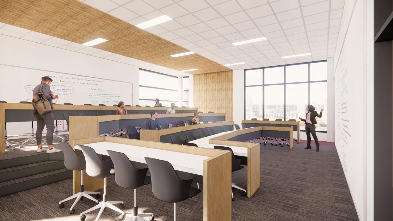 Calvin University School of Business - First Floor Case Study Classroom.jpg
