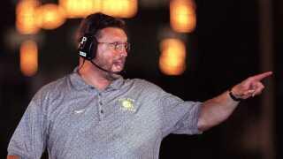 Coach Mike Smith