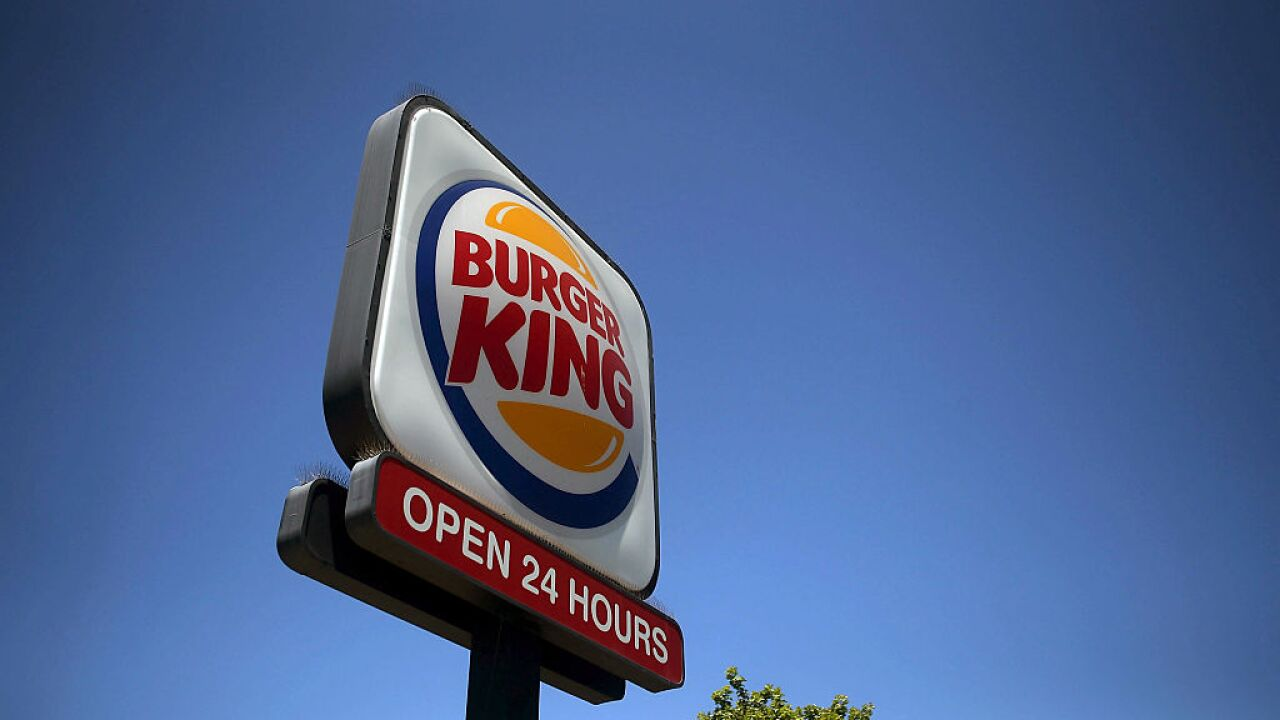 Burger King testing out vegetarian Whoppers
